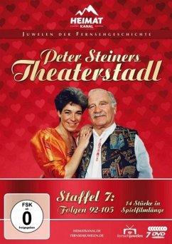 Peter Steiners Theaterstadl - Staffel 7 DVD-Box - Steiner,Peter