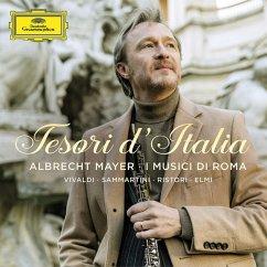 Tesori D'Italia - Mayer,Albrecht/I Musici Di Roma