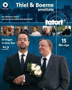 Tatort Münster - Thiel und Boerne ermitteln Fal...
