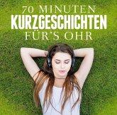 Kurzgeschichten für's Ohr, 1 Audio-CD