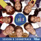 The Lodge, 1 Audio-CD (Soundtrack)
