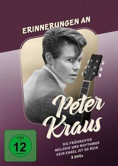 Erinnerungen an Peter Kraus DVD-Box