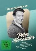 Erinnerungen an Peter Alexander - Edition 1 DVD-Box
