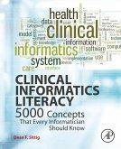 Clinical Informatics Literacy (eBook, ePUB)