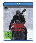 Planet der Affen: Survival - 2 Disc Bluray