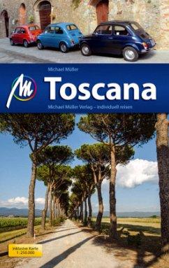 Toscana Reiseführer Michael Müller Verlag - Müller, Michael