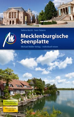 Mecklenburgische Seenplatte Reiseführer Michael Müller Verlag - Becht, Sabine; Talaron, Sven