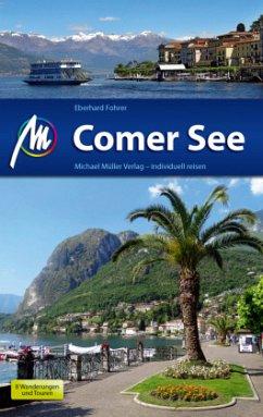 Comer See Reiseführer Michael Müller Verlag - Fohrer, Eberhard