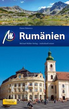 Rumänien Reiseführer Michael Müller Verlag - Stanescu, Diana