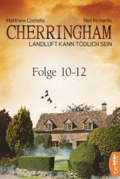 Cherringham Sammelband IV - Folge 10-12 - Costello, Matthew; Richards, Neil