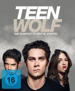 Teen Wolf - Die komplette dritte Staffel BLU-RAY Box - Teen Wolf