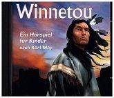 Winnetou - Ein Hörspiel für Kinder nach Karl May, 1 Audio-CD