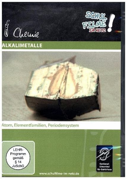 Alkalimetalle 1 Dvd