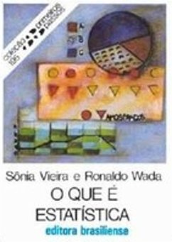 O que é estatística (eBook, ePUB)