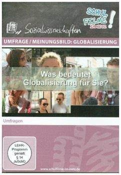 Umfrage / Meinungsbild: Globalisierung, 1 DVD