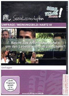 Umfrage / Meinungsbild: Hartz IV, 1 DVD