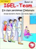 IGEL-Team 33, Ein fast perfekter Diebstahl (eBook, ePUB)
