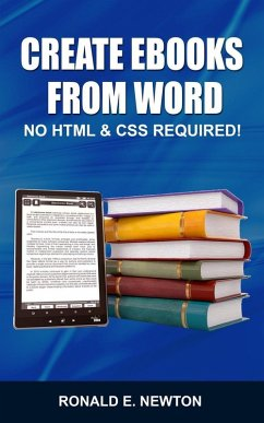 Creating eBooks from Word: No HTML & CSS Requir...