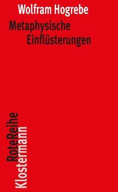 Metaphysische Einflüsterungen (eBook, ePUB) - Hogrebe, Wolfram