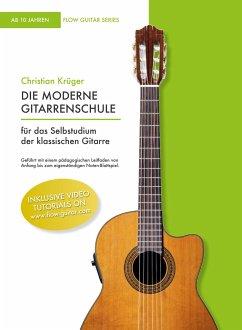 Die moderne Gitarrenschule - Krüger, Christian