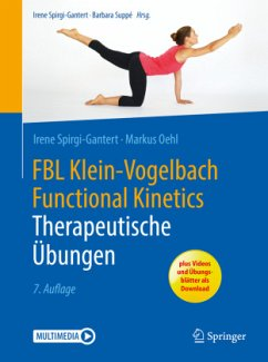 FBL Klein-Vogelbach Functional Kinetics: Therapeutische Übungen - Spirgi-Gantert, Irene; Oehl, Markus