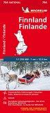 Michelin Karte Finnland