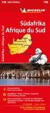 Michelin Karte Südafrika; Afrique du Sud