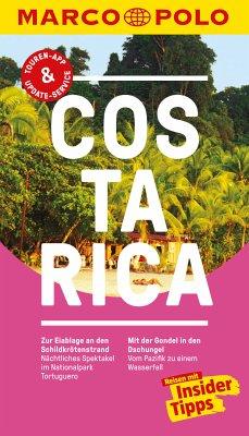 MARCO POLO Reiseführer Costa Rica (eBook, PDF) - Müller-Wöbcke, Birgit