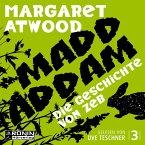 Die Geschichte von Zeb / MaddAddam Trilogie Bd.3 (MP3-Download)
