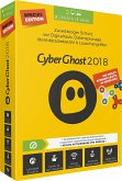CyberGhost 2018 - Spezial Edition (3 Geräte/1 Jahr)