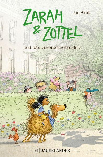 Buch-Reihe Zarah und Zottel