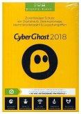 CyberGhost 7 (2018) (3 Geräte/1 Jahr)