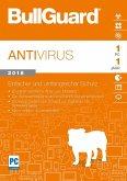 BullGuard Antivirus 2018 (1 Gerät/1 Jahr)