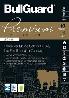 BullGuard Premium Protection 2018 (10 Geräte/1 Jahr)