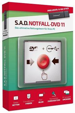 Notfall-DVD 11 - Erste Hilfe für Windows und PC