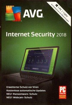 AVG Internet Security (1 PC / 1 Jahr)