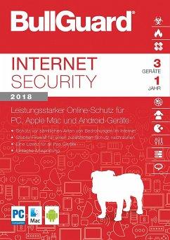 BullGuard Internet Security 2018 (3 Geräte/1 Jahr)