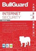 BullGuard Internet Security 2018 (3 Geräte/2 Jahre)