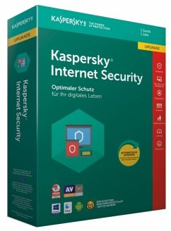 Kaspersky Internet Security Upgrade (Code in a ...