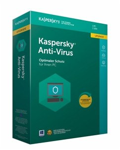Kaspersky Anti-Virus Upgrade (Code in a Box)
