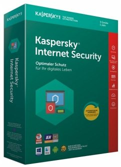 Kaspersky Internet Security 3 Geräte (Code in a...