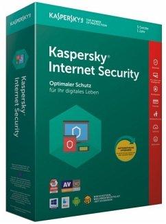 Kaspersky Internet Security 5 Geräte (Code in a...