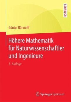 Höhere Mathematik für Naturwissenschaftler und ...
