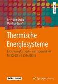 Thermische Energiesysteme