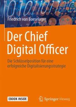 Der Chief Digital Officer - von Boeselager, Friedrich