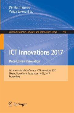 ICT Innovations 2017