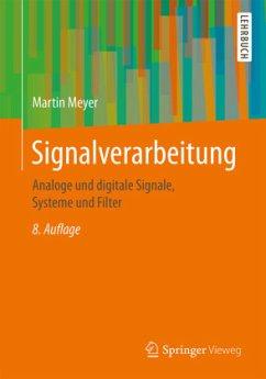 Signalverarbeitung - Meyer, Martin