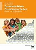Arbeitsblätter Zusammenleben--Zusammenarbeiten