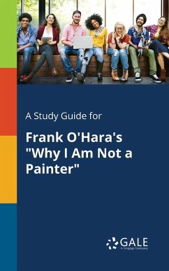A Study Guide for Frank O'Hara's
