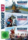 Die Besucher Box: Die Besucher, Die Zeitritter, Die Besucher - Sturm auf die Bastille DVD-Box
